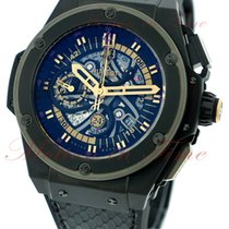 "Hublot Big Bang King Power ""Black Mamba"" Kobe Bryant,..."
