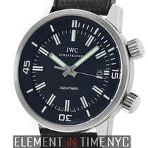 IWC Aquatimer Collection Vintage Aquatimer Automatic Stainless...