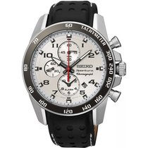 Seiko Sportura Herren Alarm- Chronograph SNAF35P1