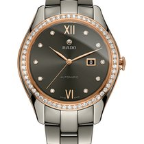 雷达 (Rado) Rado Ladies R32523702 Hyperchrome Automatic Watch