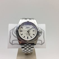 Breitling Headwind Day Date A45355 Full Set
