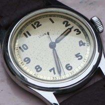 时度 (Doxa) 'calatrava' vintage millitary wristwatch...