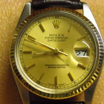 Rolex DATEJUST OR/ACIER 16013