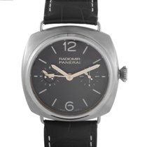 Panerai Radiomir Tourbillon GMT Titanio Manually Wound Watch...