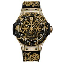 Hublot Big Bang 41mm  Broderie
