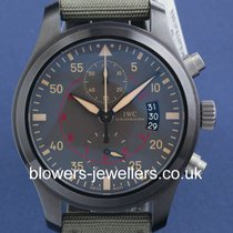 IWC Big Pilots Watch Chronograph Top Gun Miramar IW3880-02.