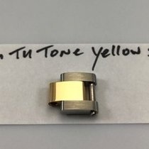 Rolex Replacement Link 12mm Two Tone 18kt YG/SS Oyster Midsize