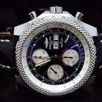 Breitling 2008 Breitling Bentley GT, MINT, A1336212, Box &...