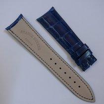 Franck Muller Blue Alligator Strap 20/16mm