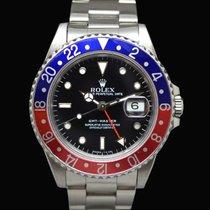 Rolex GMT-Master 16700 Pepsi L Serial