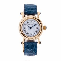 Cartier Diablo Ladies 18K Yellow Gold Watch 1440 (Pre-Owned)