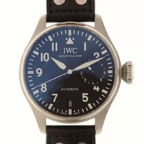 萬國 (IWC) Pilots Stainless Steel Black Automatic IW500912