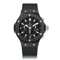 Hublot Big Bang Black Magic 44mm Ceramic Mens Watch 301.CI.177...