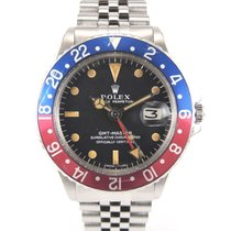 "ロレックス (Rolex) GMT Master 1675 ""Long E"" Mark I""..."