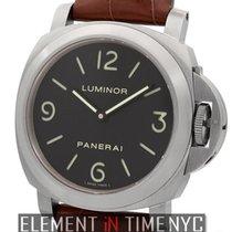 パネライ (Panerai) Luminor Collection Luminor Base Titanio 44mm...