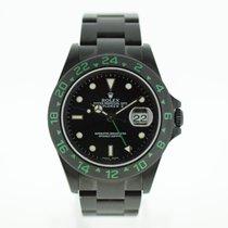롤렉스 (Rolex) Rolex Explorer II40mm DLC 16550 TEW