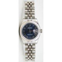 Rolex Datejust 179174 New Style Heavy Jubilee Band Hidden...