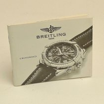 Breitling Crosswind Manual Info Booklet