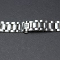 Omega Watchstrap Stainless Steel  Length: 18 cm Width: 18 mm