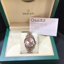 Rolex 178271PKRNDatejust 31mm