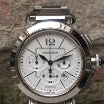 Cartier Pasha 42 mm Chronograph