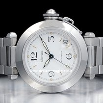 Cartier Pasha C  Watch  W31015M7/2324