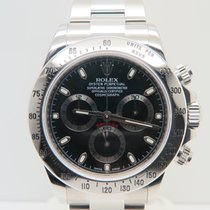Rolex Daytona Black Dial 2014 Ref: 116520 FULL SET