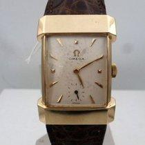 Omega vintage ART DECO meca JUMBO gold