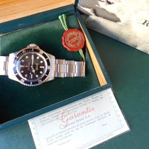 Rolex Submariner 5513 - Glossy & Guilt Dial - Full Set