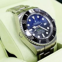 Rolex Sea-dweller Deepsea 116660 blso James Cameron Black/blue...