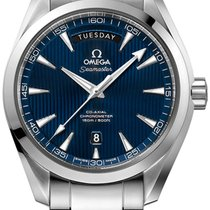 Omega Seamaster Aqua Terra 150M Co-Axial Day-Date 41.5 mm