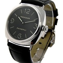 Panerai PAM 00210 PAM 210 - Radiomir Base in Steel - on Black...