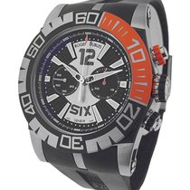 Roger Dubuis RDDBSE0254 Easy Diver Chronograph 46mm in Steel -...