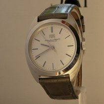IWC R2606 Cal 89, Yacht Club-style case & silver dial 1977...