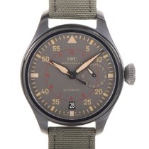 IWC Big Pilot Top Gun Miramar Men's Automatic Watch IW501902