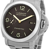 "Panerai Gent's Titanium 44mm  ""Luminor 1950 Marina&#34..."