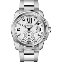 Cartier Calibre de Cartier 42mm Stainless Steel Watch
