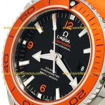 Omega Seamaster Planet Ocean 600M Orange 23232462101001