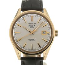 TAG Heuer Carrera 39 Automatic Leather Calibre 7