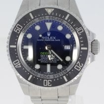 Rolex Deep Sea Blue