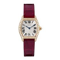 Cartier Tortue Manual Ladies Watch Ref WA501006