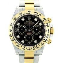Rolex Cosmograph Daytona 116503 Black Diamond Tachymetre...