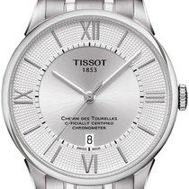 Tissot T-Classic Chemin des Tourelles Powermatic 80 Chronomete...