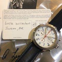Longines Lindberg Chronograph Angle Hour Full Set spec editi