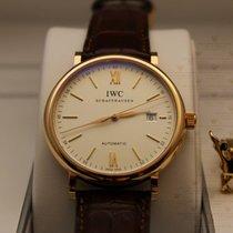 IWC IW356504  Portofino Automatic Rose Gold White Dial