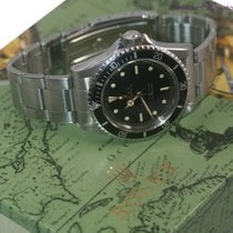 Rolex 5512 PCG 2-liner gilt dial exclaimation dot  submariner