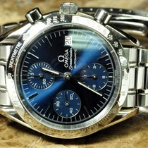 Omega Speedmaster Reduced 39mm Automatic Blue