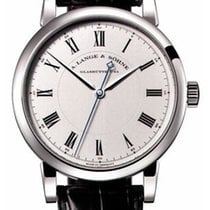 A. Lange & Söhne Richard Lange Platinum Men's Watch