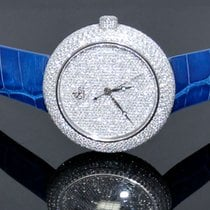 Jacob & Co. All Diamond CRYSTAL 44mm Steel