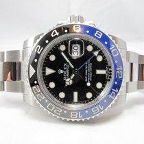 롤렉스 (Rolex) GMT MASTER II CERAMIC BLACK & BLUE 116710 BLNR
